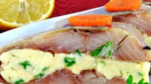 Очень вкусная закуска из селедки — улетает со стола за считанные минуты!