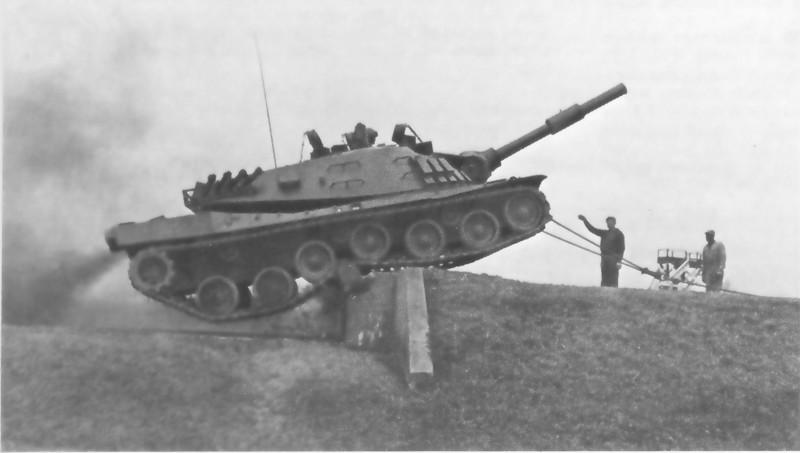 Испытаем танк на русских (байка)
