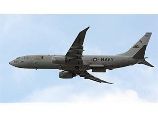 Самолет ВМС США провел разведку вблизи Крыма