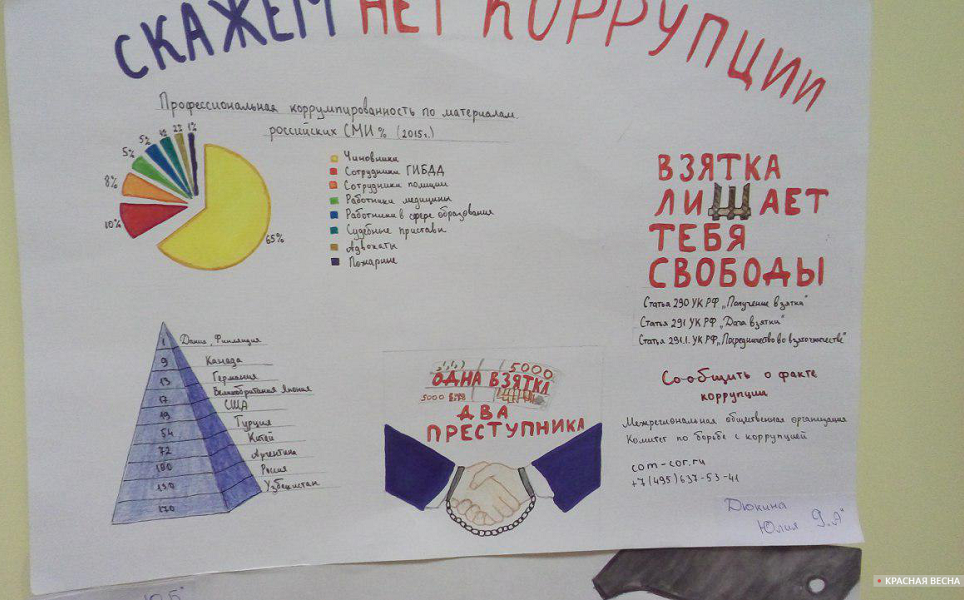 Кто заставил школы работать на Навального?