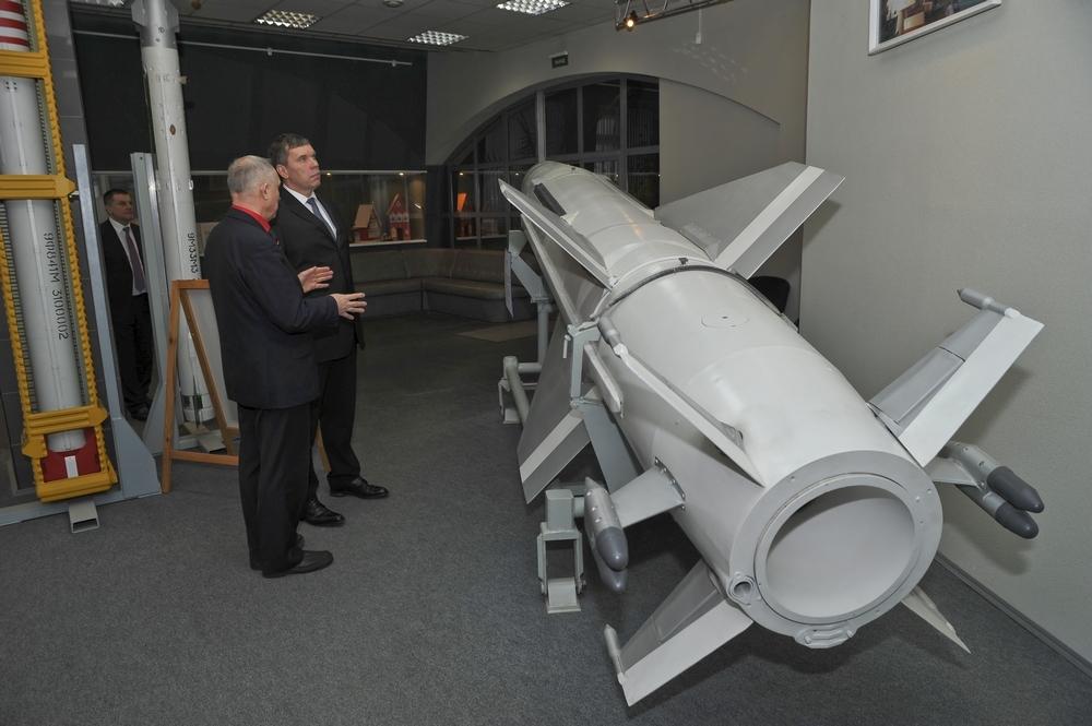 Производитель зенитных ракет…