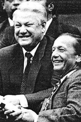 """""""Они только гребли деньги"""". Задорнов не боялся говорить на всю Россию о Ельцине и его окружении то, что думал"""