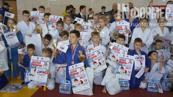 В Крыму состоялся турнир по …