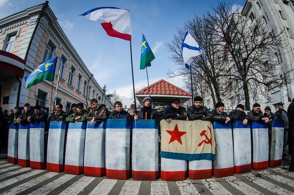 Киев никогда не сомневался, что Крым ушел сам