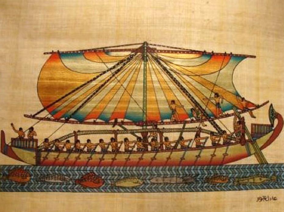 Ученые раскрыли тайну древних египтян благодаря затонувшей лодке