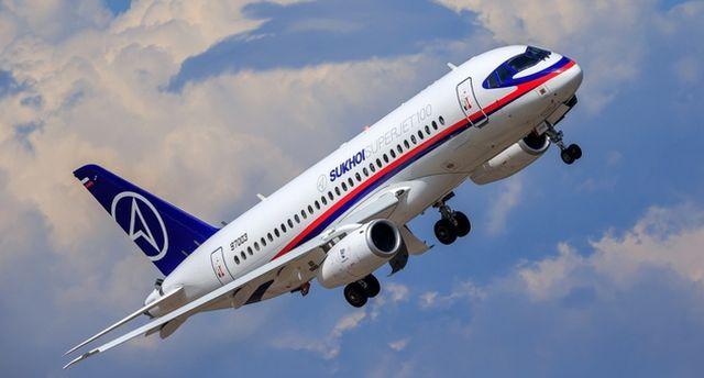 США не могут заблокировать поставку российского «Суперджет» SSJ100R Ирану
