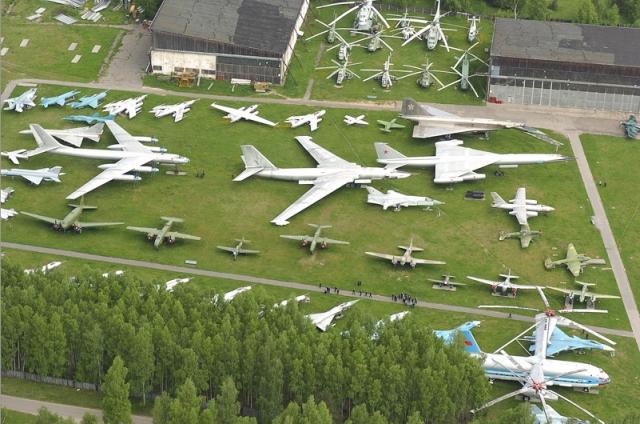 Всепожирающий парк «Патриот» уничтожит музей ВВС в Монино?