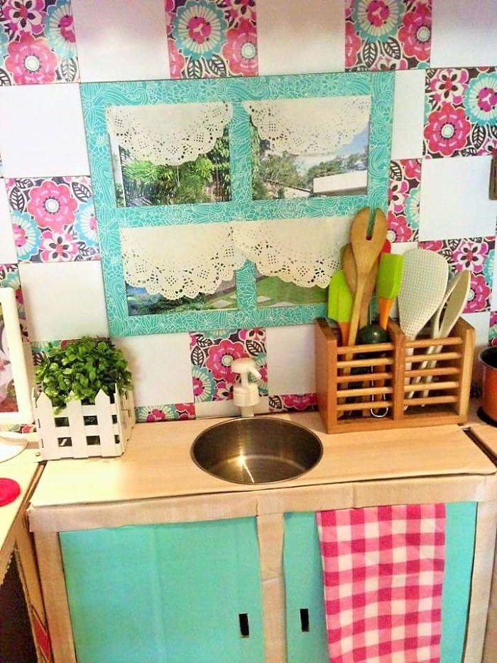 Кухня из для девочки своими руками 778