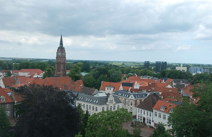 Йевер - город в Нижней Саксонии (Германия).   Фото: im3.turbina.ru.