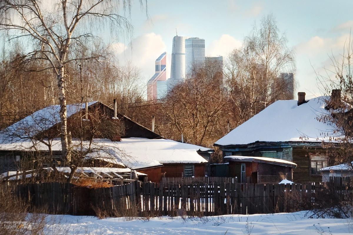 Терехово: последняя деревня в пределах МКАД