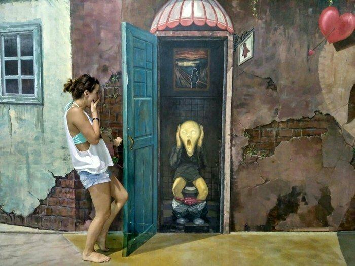 Стрит-арт со всего света, который достоин вашего внимания!