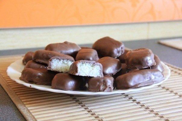 Как сделать конфеты простые