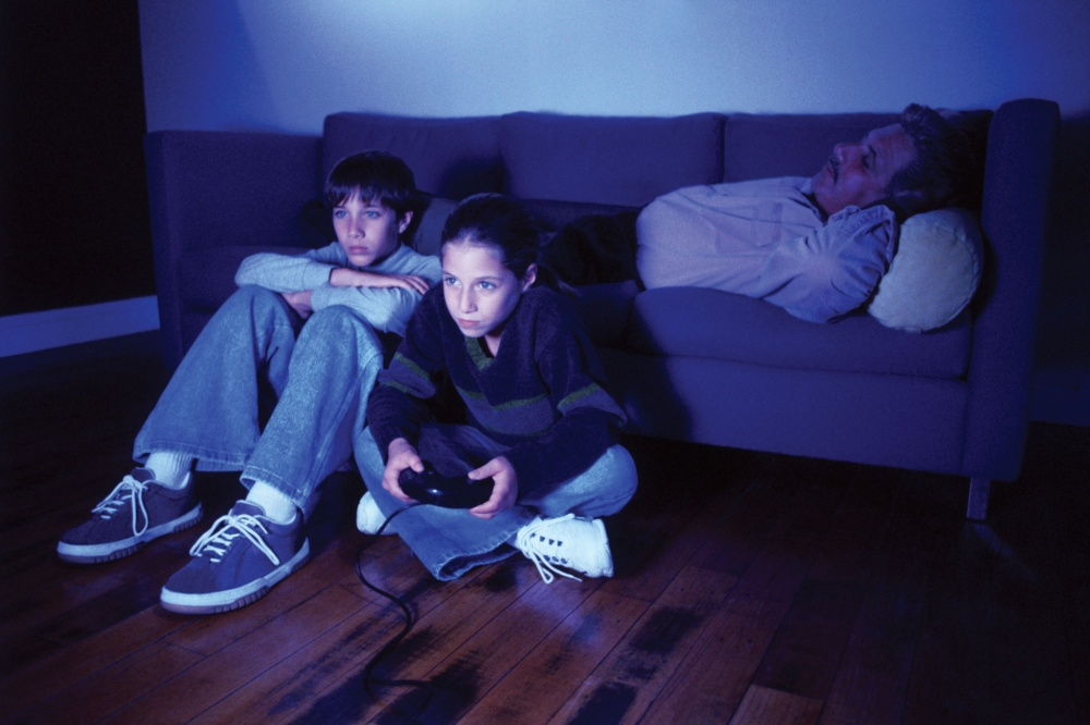 essay on violent video games and children