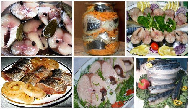 Рецепт рыба скумбрия засолить