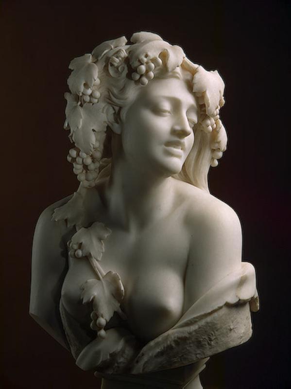 Женские образы в скульптуре