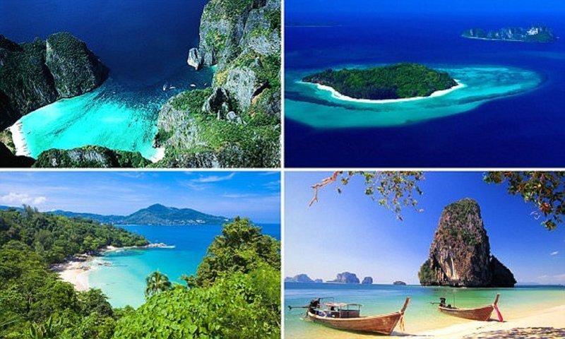 10 лучших пляжей Таиланда куда поехать, море, отдых, пляжи, пляжный отдых, солнце, таиланд, туризм