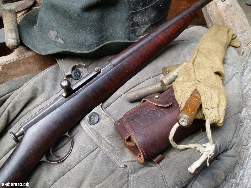 """Что такое """"берданка"""" или снайперы Дикого Запада"""
