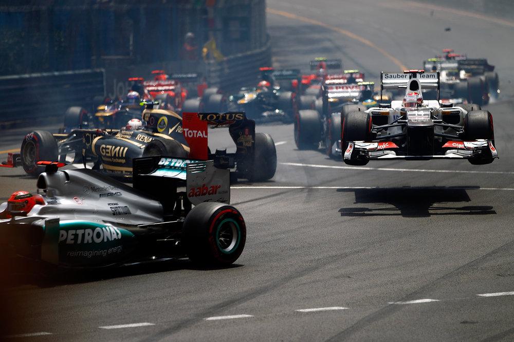 Формула-1: когда профессионалы ошибаются