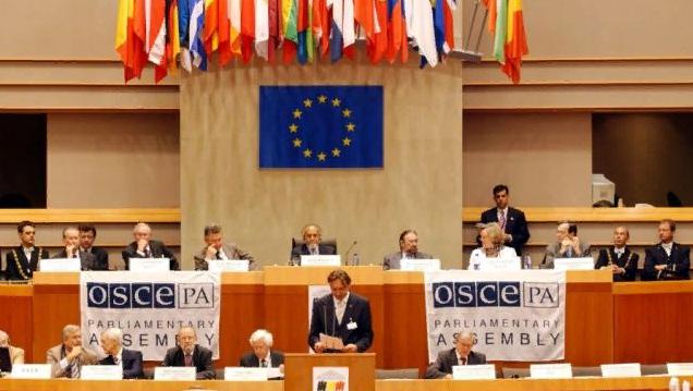 Комитет ПА ОБСЕ поддержал антироссийскую резолюцию по Крыму