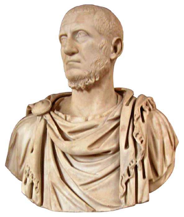 Ранние христиане в Римских источниках.