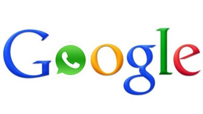 Слухи: Google купит WhatsApp…