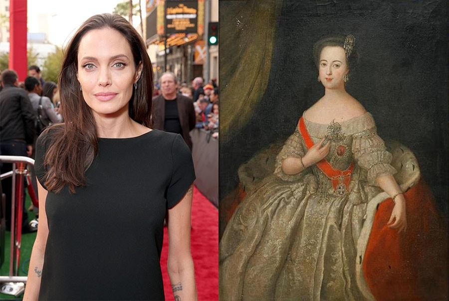 Анджелина Джоли в роли Екате…