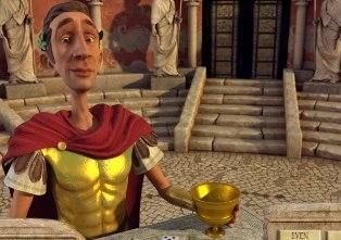 Римская империя в игровом слоте «Spartania»