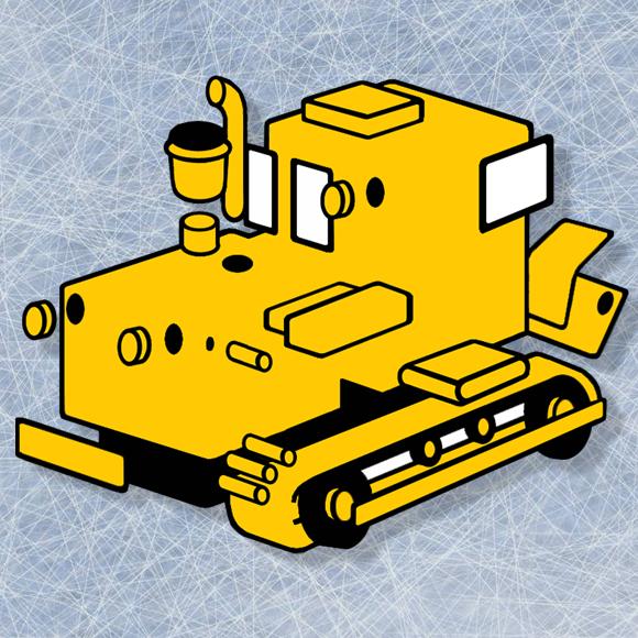 """Почему эмблема хоккейного клуба """"Трактор"""" - белый медведь...Удивительная история..."""