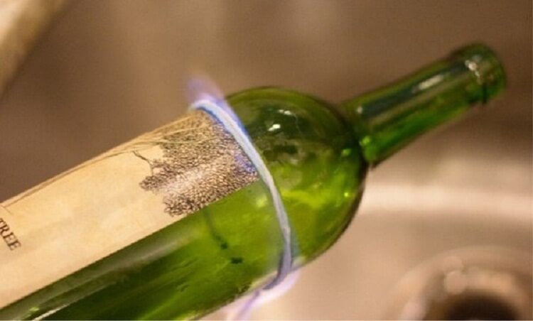 Что можно сделать из обычной стеклянной бутылки?