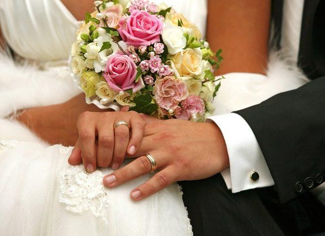 Свадебные приметы про одежду жениха и невесты
