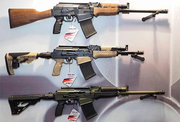 Турецкие ружья. Недорогая заявка на лидерство