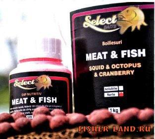 дипы для рыбалки рецепты