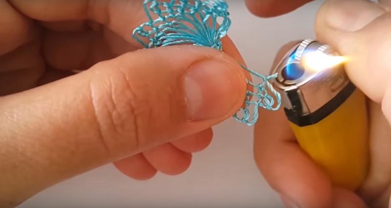 кружево макраме своими руками