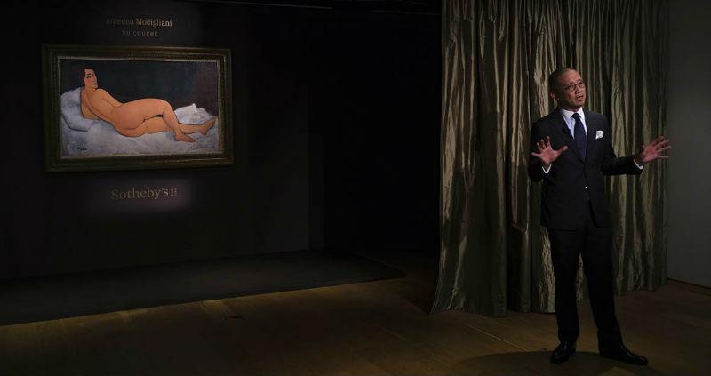 Картину Модильяни выставили на аукцион за рекордные 150 миллионов долларов
