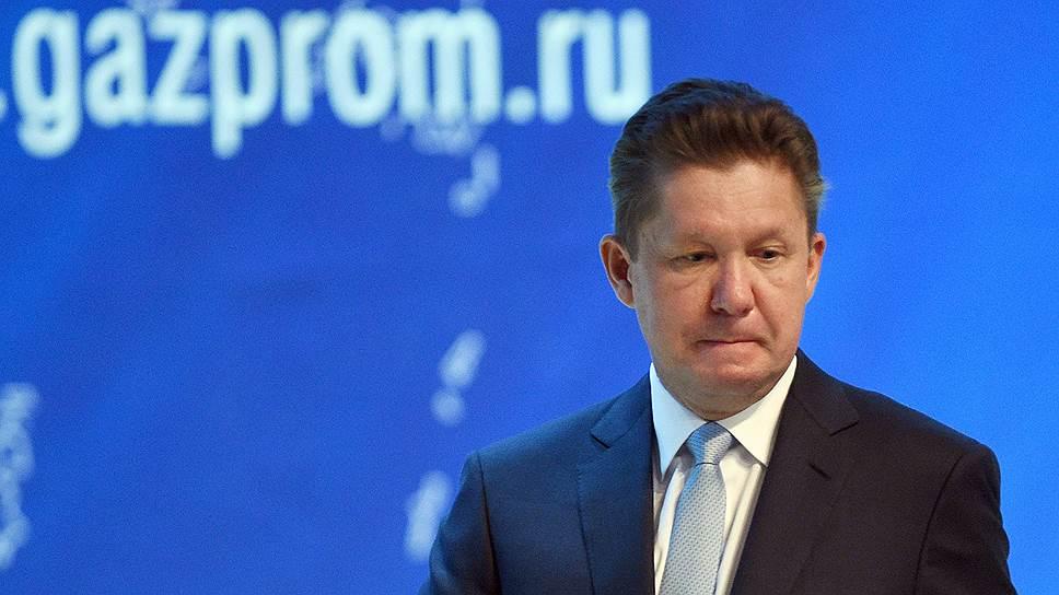 """""""Денег нет"""": Чистая прибыль «Газпрома» снизилась в 11 раз"""
