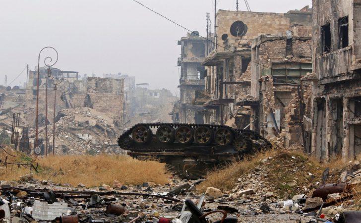 Война в Сирии: итоги дня