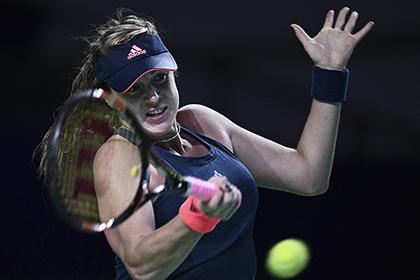 Павлюченкова проиграла Винус Уильямс в 1/4 финала Australian Open
