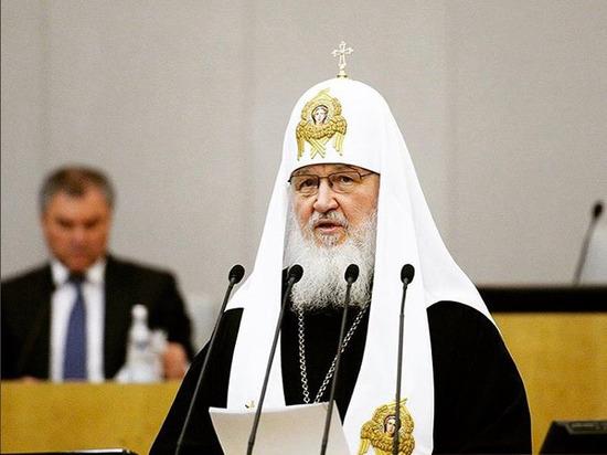 Патриарх Кирилл: РПЦ имеет право на нравственную оценку действий политиков