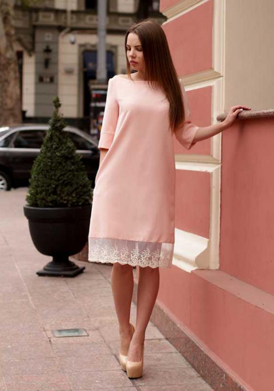 Способы удлинения платья
