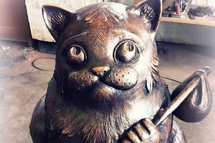 Легендарный кот Семен: 6 лет…