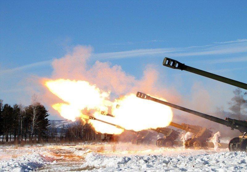 Из сотен тысяч батарей. Самые мощные удары русской артиллерии