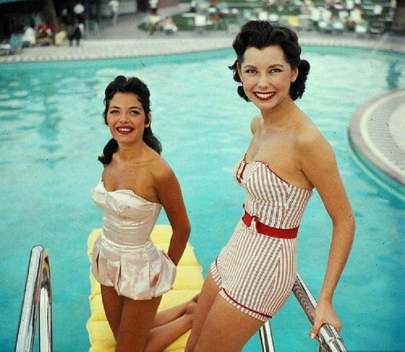 купальник 40 х годов
