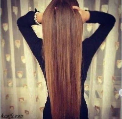 Маска для волос.