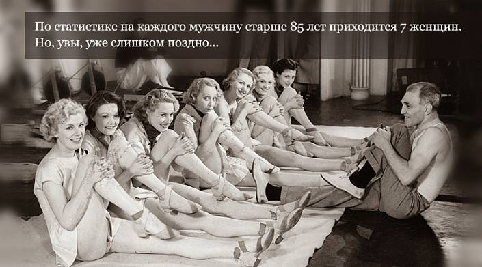 Такая вот забавная статистика)))
