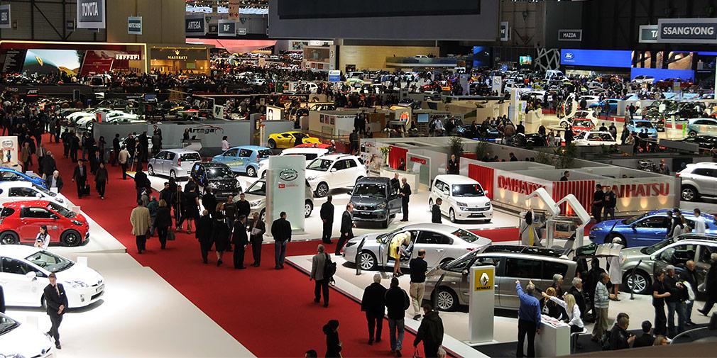 Девять ведущих брендов отказались от участия в мотор-шоу во Франкфурте