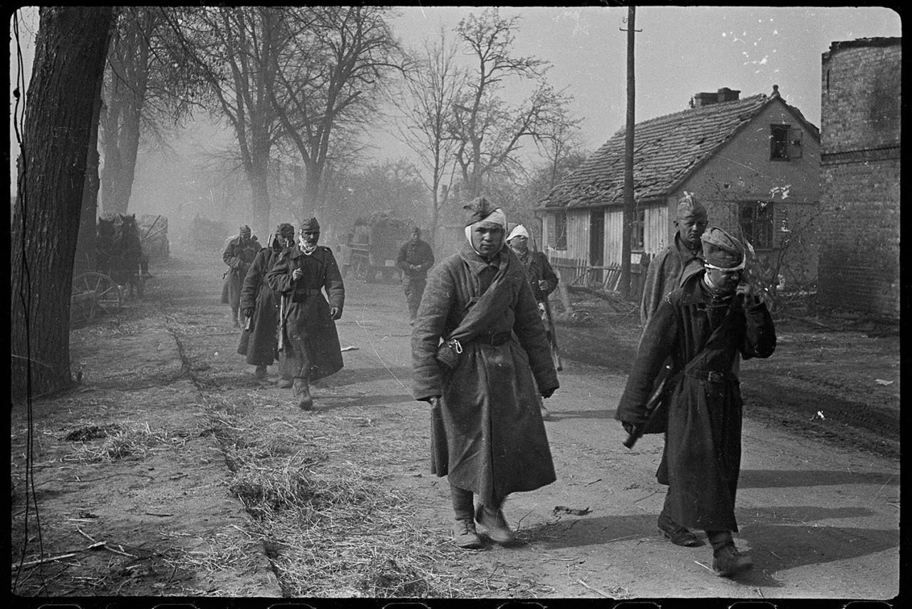 Архив с доски объявлений: Уникальные кадры Второй мировой войны