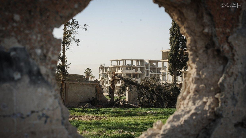 Сирия: ФАН публикует видео с…