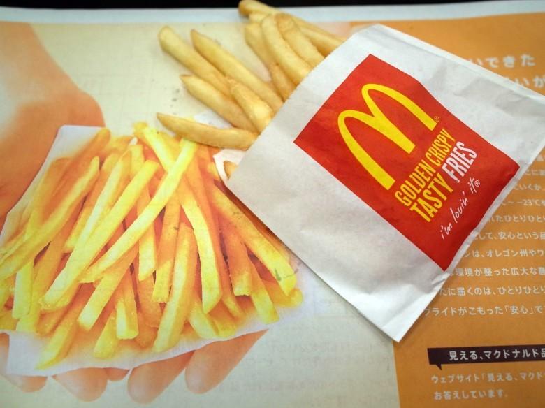 15 фактов о еде в Макдоналдс…
