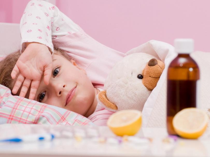 Памятка маме. Детские болезни