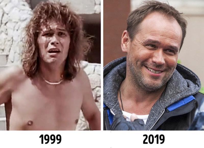 Спустя годы: наши актёры в дебютных фильмах и сегодня